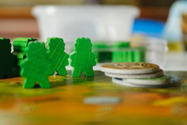 Fuzzy Ink Stationery family history game board game by Jaciel Melnik on unsplash.com