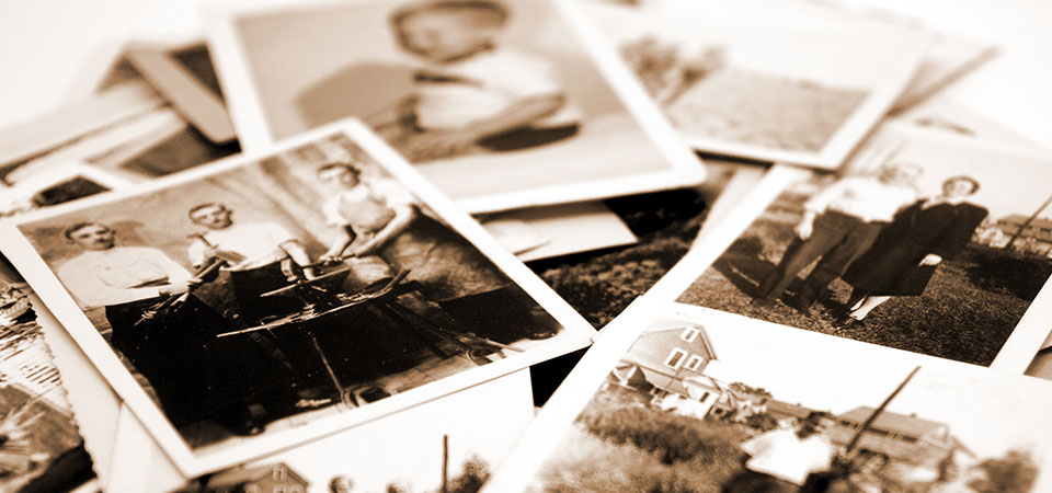 Interview yourself to capture stories from your family photos