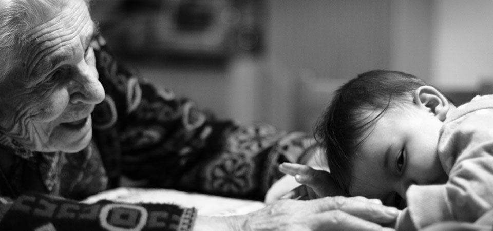Interview yourself to capture your memories of your grandparents