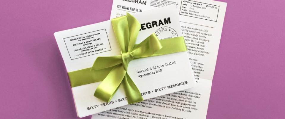 Collect memories with event-specific milestone memory telegrams