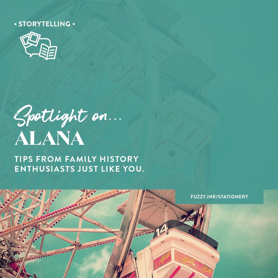 Spotlight on Alana