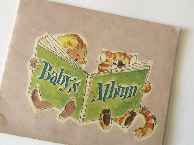 Heinz Baby Book 1970s