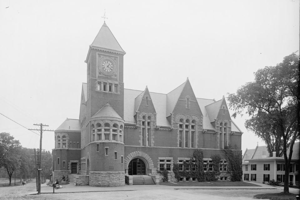 Town Hall, Amherst, Massachusetts