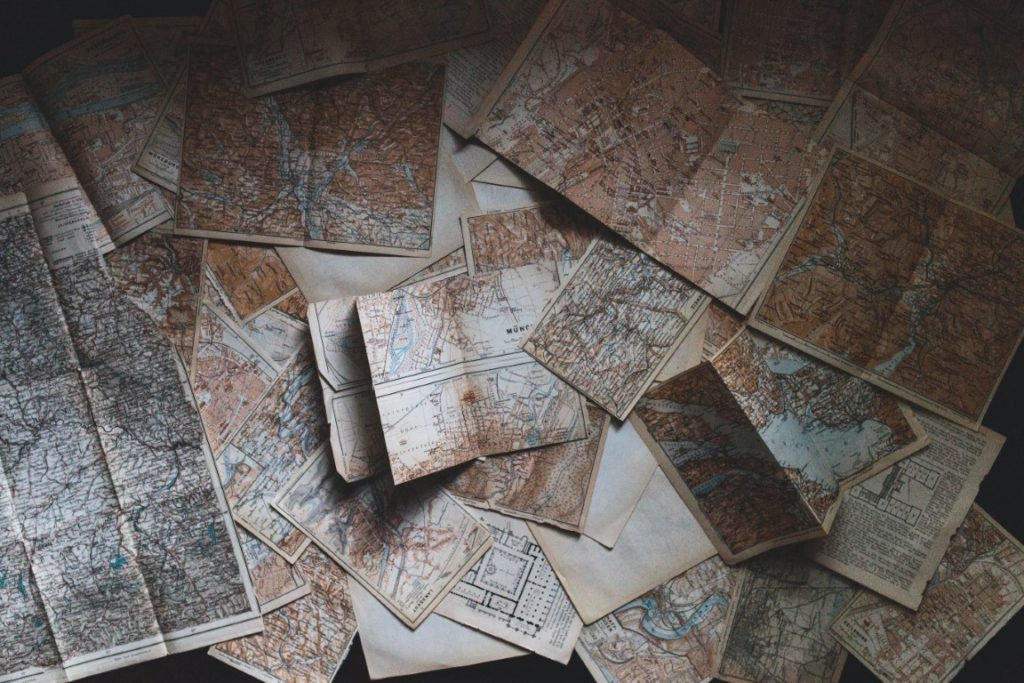 Use maps and understanding locations to break through genealogy brick walls